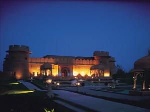 Oberoi Rajvilas Jaipur Rajasthan India