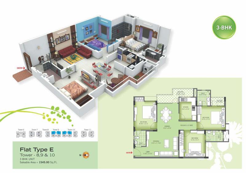 royal green ii floor plan1